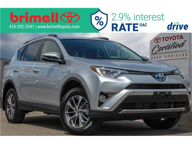 2016 Toyota RAV4 Hybrid XLE (Stk: 196507A) in Scarborough - Image 1 of 27