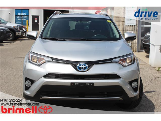 2016 Toyota RAV4 Hybrid XLE (Stk: 196507A) in Scarborough - Image 4 of 27
