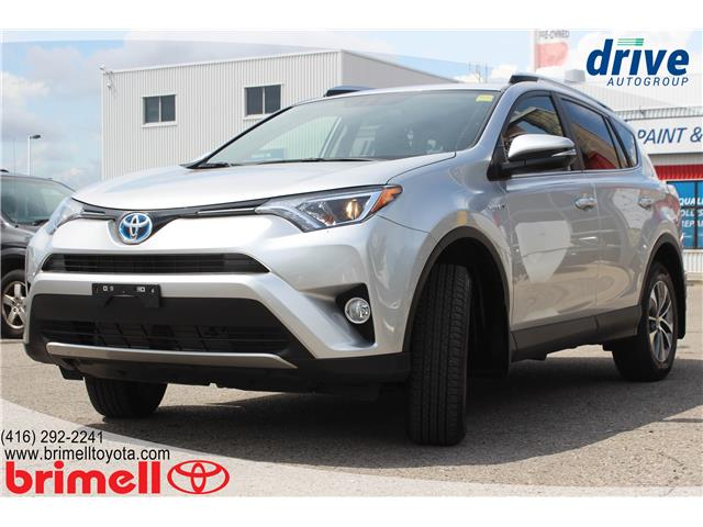 2016 Toyota RAV4 Hybrid XLE (Stk: 196507A) in Scarborough - Image 5 of 27