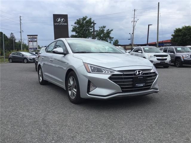 2019 Hyundai Elantra Preferred (Stk: P3353) in Ottawa - Image 1 of 11