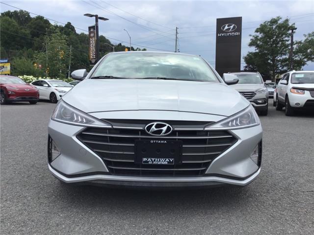 2019 Hyundai Elantra Preferred (Stk: P3353) in Ottawa - Image 2 of 11