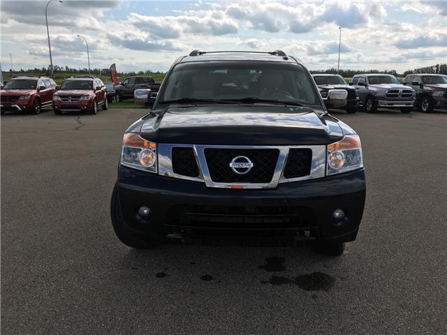 2014 Nissan Armada Platinum (Stk: 19CP3946A) in Devon - Image 2 of 19