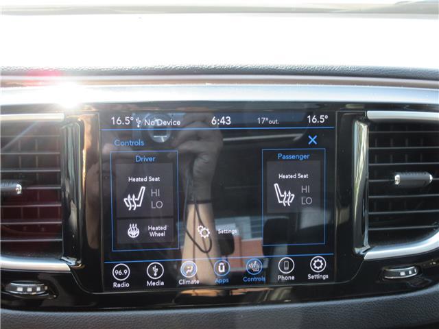 2018 Chrysler Pacifica Touring-L Plus (Stk: 9325) in Okotoks - Image 11 of 40