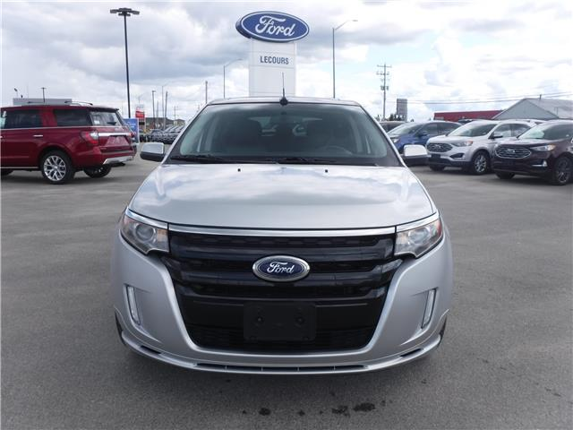 2013 Ford Edge Sport (Stk: U-3986) in Kapuskasing - Image 2 of 10