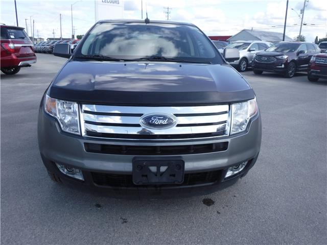 2010 Ford Edge SEL (Stk: u-3971) in Kapuskasing - Image 2 of 9