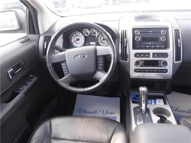 2010 Ford Edge SEL (Stk: u-3971) in Kapuskasing - Image 8 of 9
