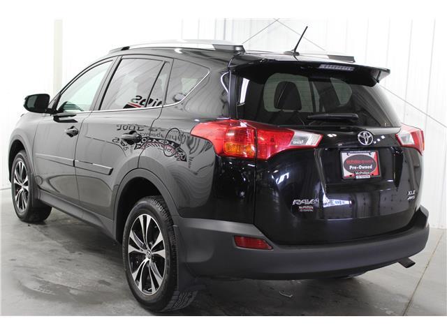 2015 Toyota RAV4 XLE (Stk: 1047922A) in Winnipeg - Image 8 of 27