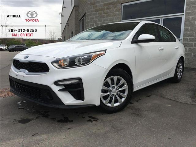 2019 Kia Forte LX BACK CAM, APPLE CAR PLAY, HEATED STEERING AND S (Stk: 44549A) in Brampton - Image 1 of 26