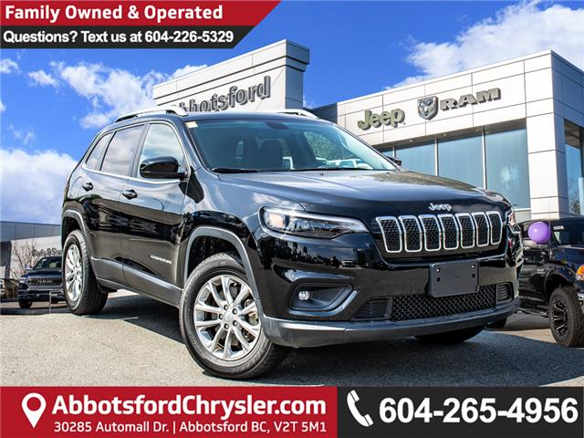 2019 Jeep Cherokee North (Stk: AG0953) in Abbotsford - Image 1 of 26