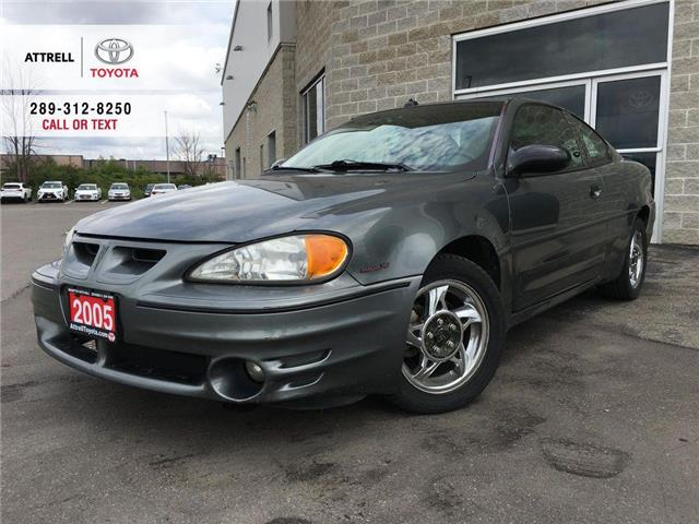 2005 Pontiac Grand Am GT COUPE, SUNROOF, ALLOY WHEELS, FOG LAMPS, SPOILE (Stk: 43968AB) in Brampton - Image 1 of 19