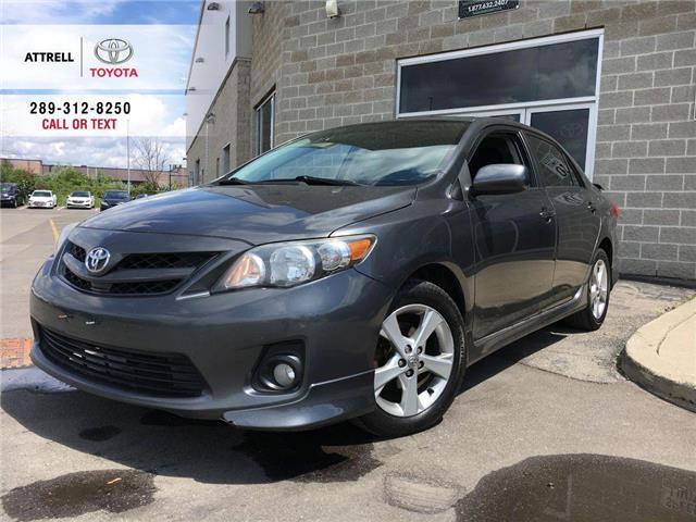 Used Toyota Corolla for Sale in Brampton | Attrell Toyota