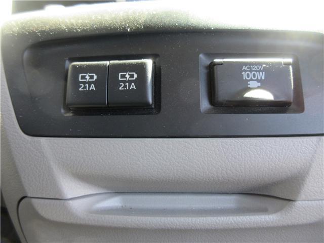 2019 Toyota Sienna LE 7-Passenger (Stk: 9432) in Okotoks - Image 18 of 28