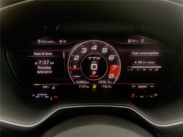 2017 Audi TTS 2.0T (Stk: B8800) in Oakville - Image 16 of 21