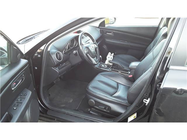 2013 Mazda MAZDA6 GT-I4 (Stk: P519) in Brandon - Image 8 of 17
