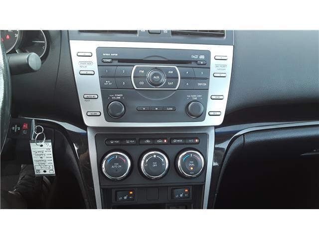 2013 Mazda MAZDA6 GT-I4 (Stk: P519) in Brandon - Image 11 of 17