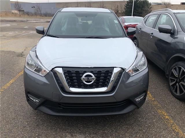2019 Nissan Kicks SV (Stk: Y1138) in Burlington - Image 2 of 5