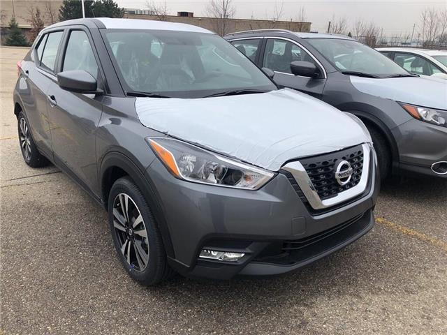 2019 Nissan Kicks SV (Stk: Y1138) in Burlington - Image 3 of 5
