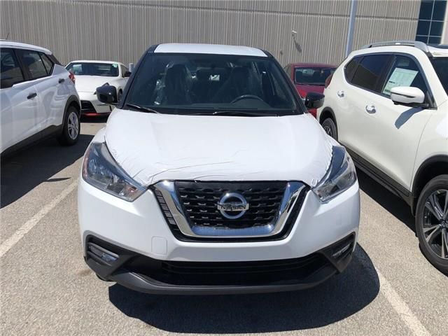 2019 Nissan Kicks SV (Stk: Y1180) in Burlington - Image 2 of 6
