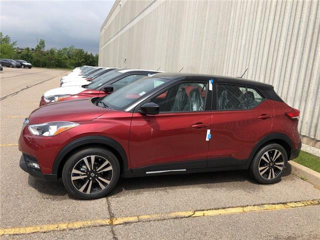 2019 Nissan Kicks SV (Stk: Y1198) in Burlington - Image 2 of 5