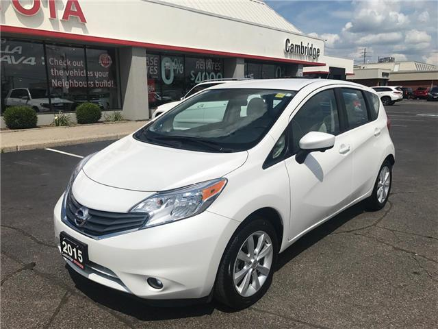 2015 Nissan Versa Note  (Stk: 1909201) in Cambridge - Image 2 of 15