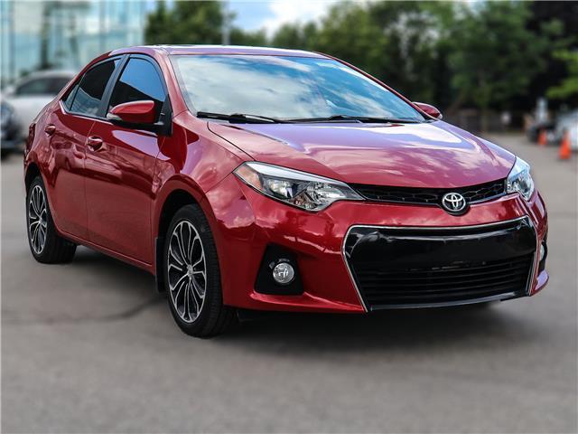 2016 Toyota Corolla  (Stk: 12227G) in Richmond Hill - Image 3 of 24