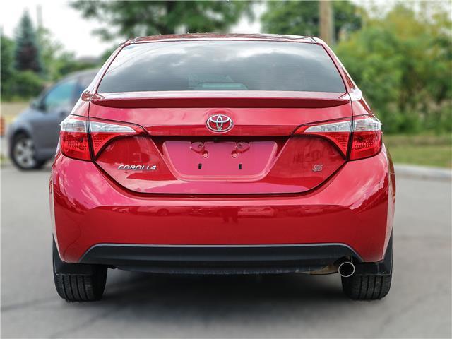 2016 Toyota Corolla  (Stk: 12227G) in Richmond Hill - Image 5 of 24