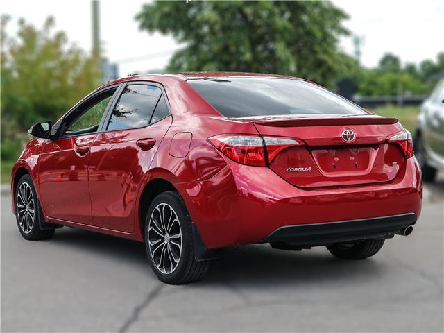 2016 Toyota Corolla  (Stk: 12227G) in Richmond Hill - Image 6 of 24
