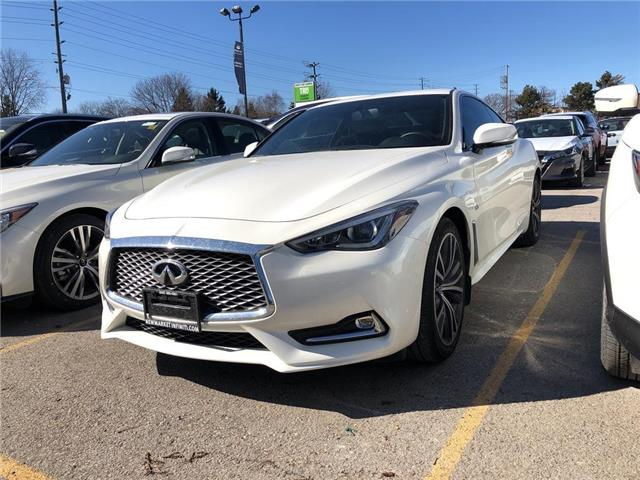 2018 Infiniti Q60 3.0t LUXE (Stk: 18Q608) in Newmarket - Image 1 of 5