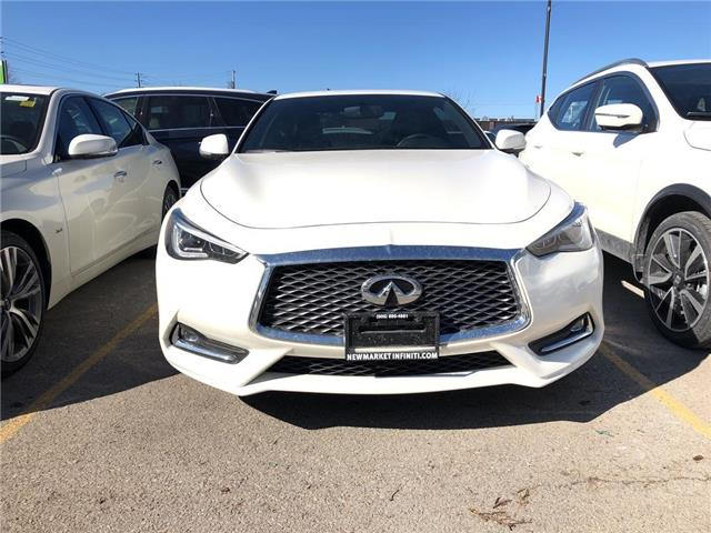 2018 Infiniti Q60 3.0t LUXE (Stk: 18Q608) in Newmarket - Image 2 of 5