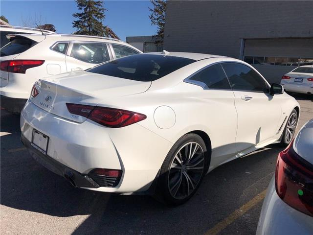 2018 Infiniti Q60 3.0t LUXE (Stk: 18Q608) in Newmarket - Image 3 of 5
