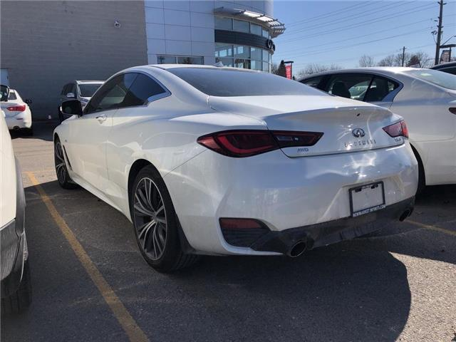 2018 Infiniti Q60 3.0t LUXE (Stk: 18Q608) in Newmarket - Image 4 of 5