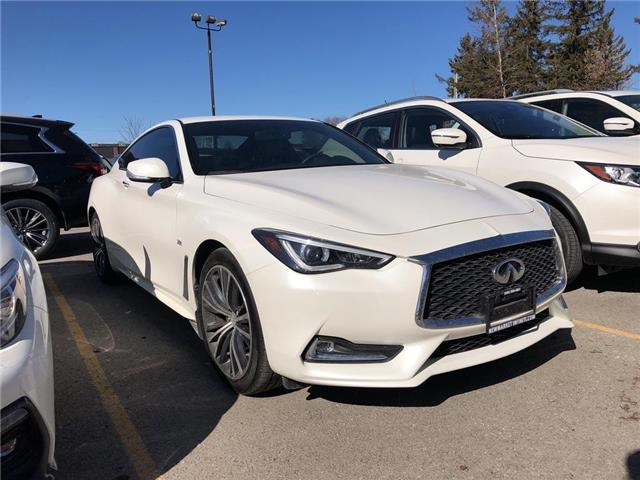 2018 Infiniti Q60 3.0t LUXE (Stk: 18Q608) in Newmarket - Image 5 of 5