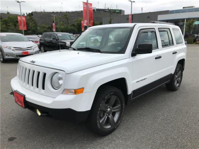 2016 Jeep Patriot 2GH Sport Altitude II (Stk: P797408) in Saint John - Image 1 of 9