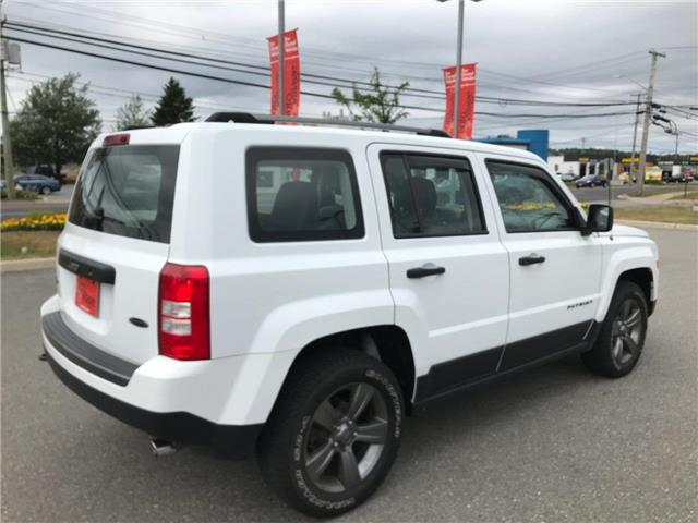 2016 Jeep Patriot 2GH Sport Altitude II (Stk: P797408) in Saint John - Image 5 of 9