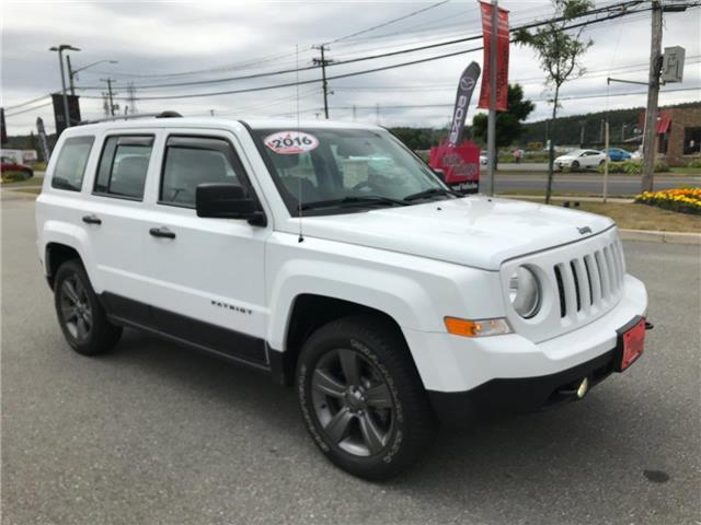 2016 Jeep Patriot 2GH Sport Altitude II (Stk: P797408) in Saint John - Image 7 of 9