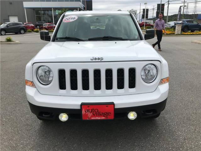 2016 Jeep Patriot 2GH Sport Altitude II (Stk: P797408) in Saint John - Image 8 of 9