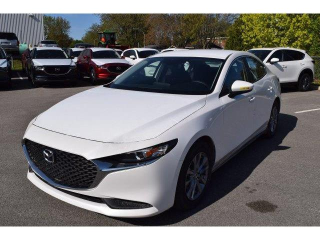 2019 Mazda Mazda3  (Stk: D19216) in Châteauguay - Image 1 of 11