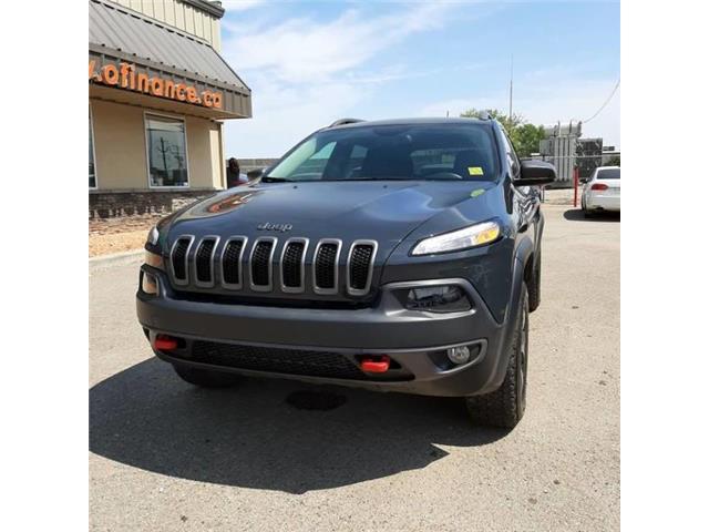 2017 Jeep Cherokee Trailhawk (Stk: 12636A) in Saskatoon - Image 4 of 25