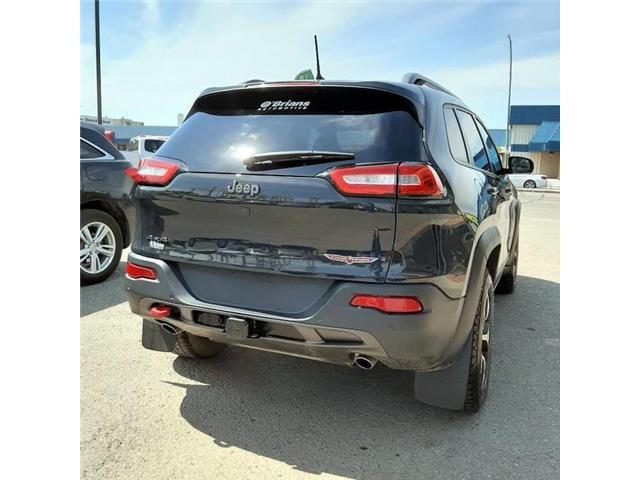 2017 Jeep Cherokee Trailhawk (Stk: 12636A) in Saskatoon - Image 7 of 25