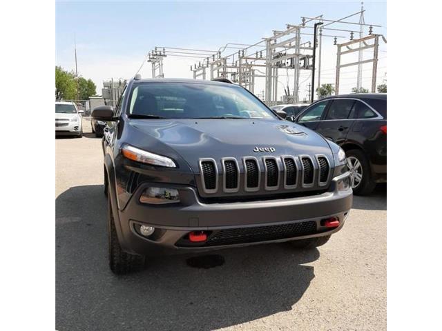 2017 Jeep Cherokee Trailhawk (Stk: 12636A) in Saskatoon - Image 12 of 25