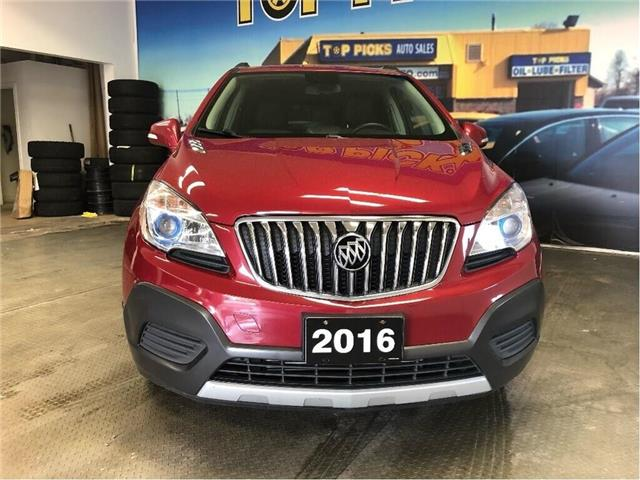 2016 Buick Encore Base (Stk: 719422) in NORTH BAY - Image 2 of 11