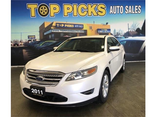 2011 Ford Taurus SEL (Stk: 122612) in NORTH BAY - Image 1 of 11