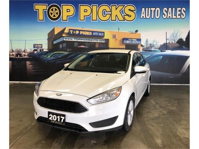 2017 Ford Focus SE (Stk: 260902) in NORTH BAY - Image 1 of 12