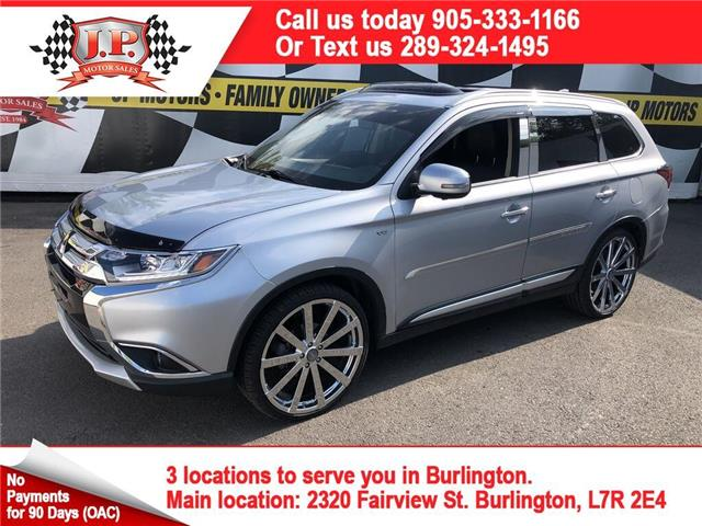 2017 Mitsubishi Outlander GT (Stk: 47541) in Burlington - Image 1 of 16