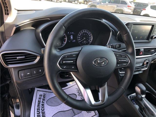 2019 Hyundai Santa Fe  (Stk: 294121) in Calgary - Image 10 of 16