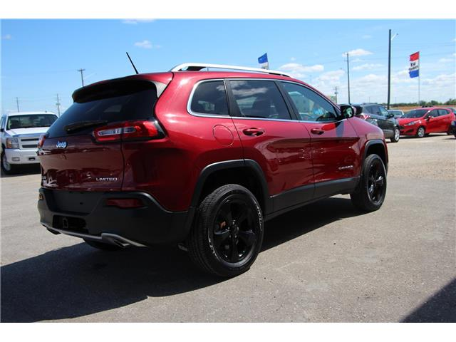 2014 Jeep Cherokee Limited (Stk: P9121) in Headingley - Image 5 of 27