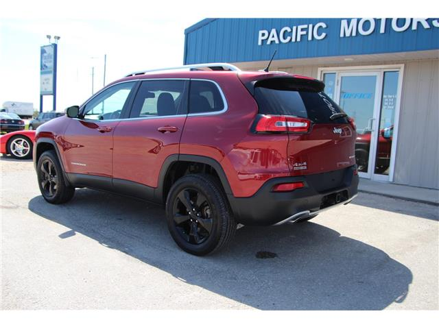2014 Jeep Cherokee Limited (Stk: P9121) in Headingley - Image 7 of 27