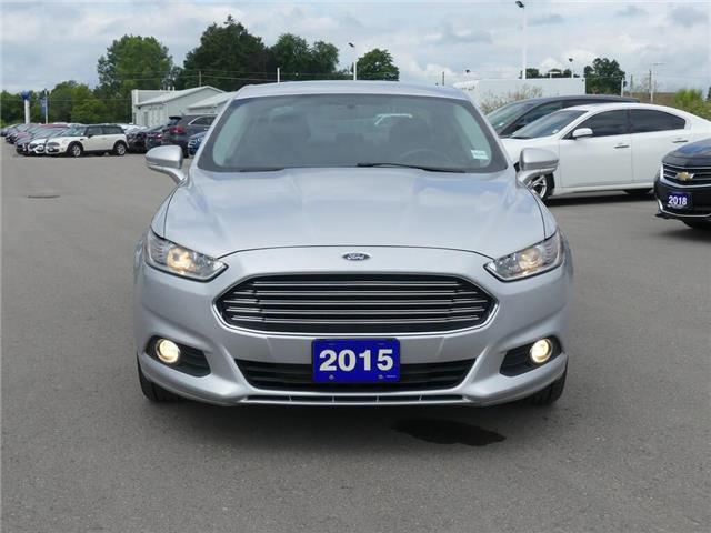 2015 Ford Fusion SE   NAV   BACKUP CAM   APPEARANCE PKG   (Stk: F185133A) in Brantford - Image 2 of 42