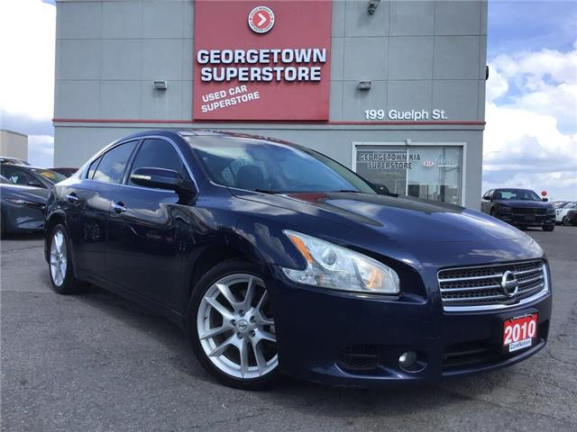 2010 Nissan Maxima LEATHER | CAMERA | DUAL SUNROOF | 3.5L V6 (Stk: P12392) in Georgetown - Image 2 of 30