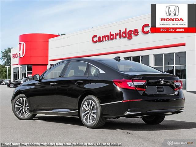 2019 Honda Accord Hybrid Touring (Stk: 20133) in Cambridge - Image 4 of 24